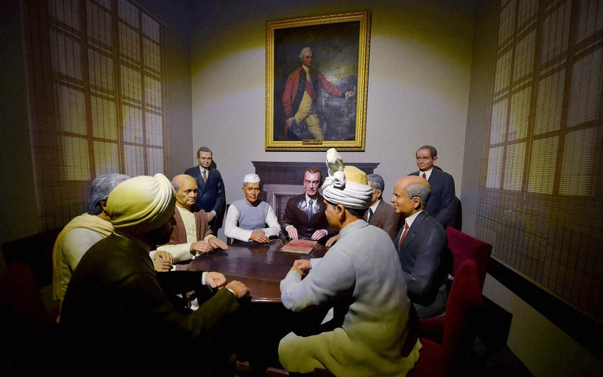 tableau, Shimla Agreement,  Rashtrapati Bhavan Museum, New Delhi, inauguration, President Pranab Mukherjee