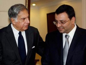 Cyrus Mistry with Ratan Tata
