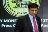RBI Governor Raghuram Rajan