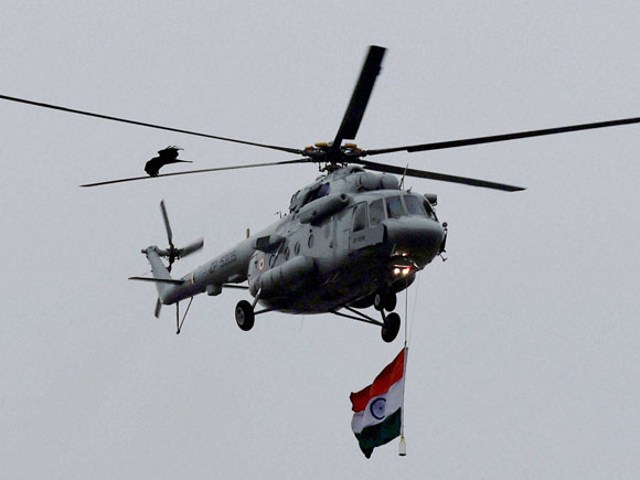 India, Indian Army,  Helicopter, Republic Day, 26th January, Parade, Rajpath