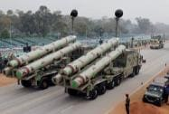 Brahmos weapon system move.