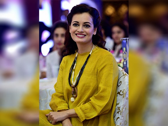 Dia Mirza, NDTV Youth for change conclave