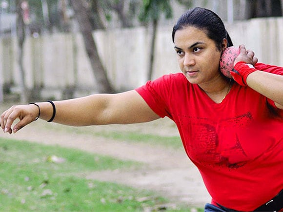 Manpreet Kaur, indian athlete, Rio, rio olympics, rio olympics india, rio olympics 2016