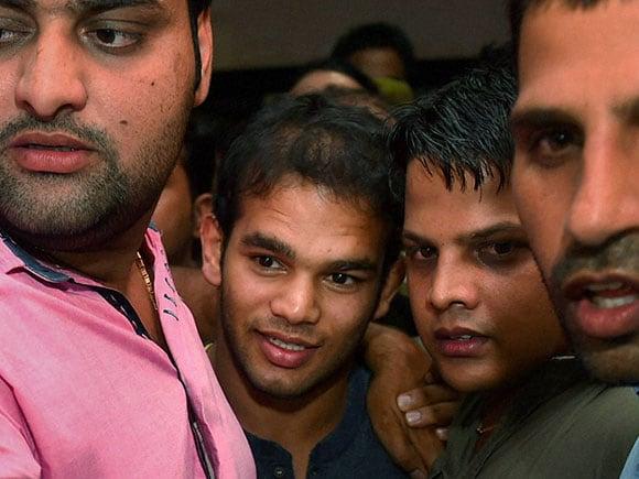Narsingh Pancham Yadav, dope scandal, NADA, Narsingh Yadav, narsingh yadav latest news, india at rio olympics, indian athlete, Rio, rio olympics, rio olympics india, rio olympics 2016