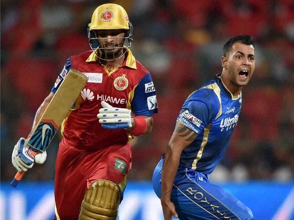 Mandeep Singh, Stuart Binny, IPL, Pepsi IPL, Royal Challengers Bangalore, Rajasthan Royal