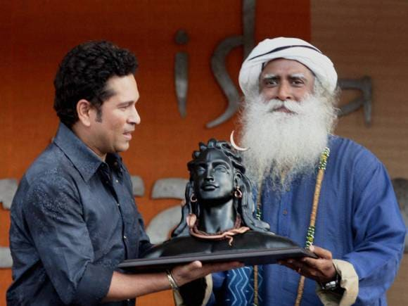 Sachin Tendulkar, Isha Gramotsav, Isha Foundation, Sadguru Jaggi Vasudev, Yoga Center, Yoga Retreats, Spiritual Growth, Isha Foundation Sadguru Jaggi Vasudev, Coimbatore