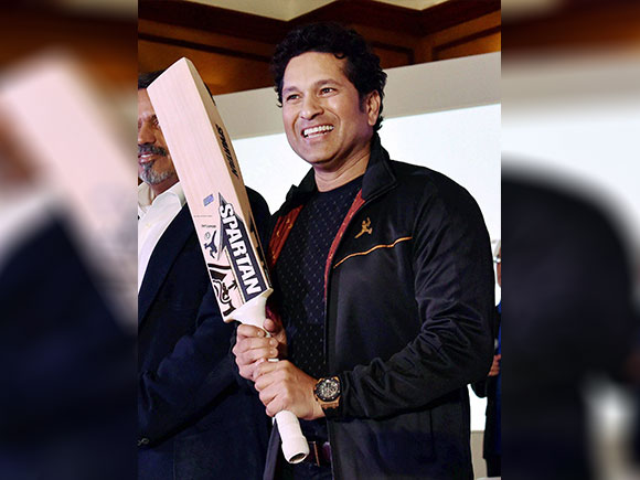 Sachin by Spartan, Sachin Tendulkar, Sports equipment
