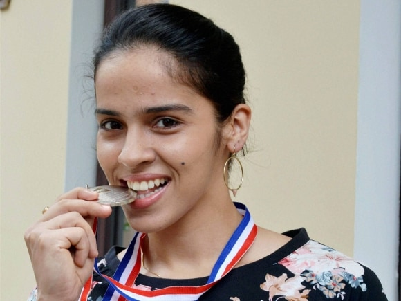 Saina Nehwal, World Badminton Championship, First Indian player to win silver medal, Saina Nehwal Badminton, Carolina Marin, Saina Nehwal vs Carolina Marin, World Badminton Championship Final, Badminton Final