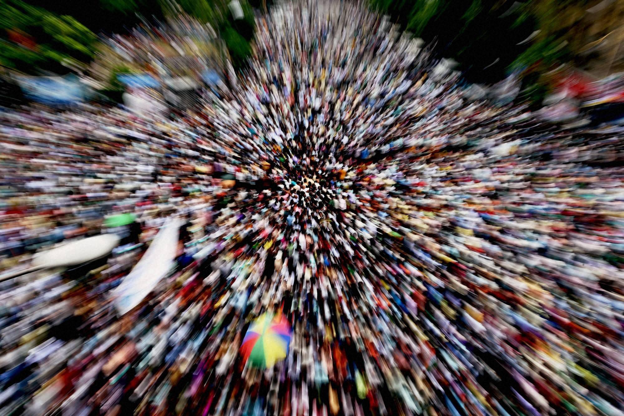 Huge gathering, Trinamool Congress, Shahid Diwas, rally, Kolkata
