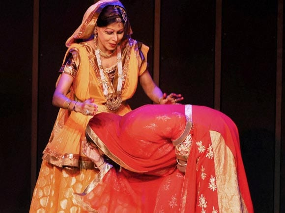 Shovana Narayan, Kumud Diwan, Kathak Danseuse, Musicologist, Positive Energy, Oorja, Padma Shri Shovana Narayan, Padma Shri