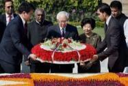 Singapore President Tony Tan's India Visit