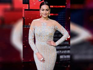 Sonakshi Sinha at reality show Nach Baliye in Mumbai