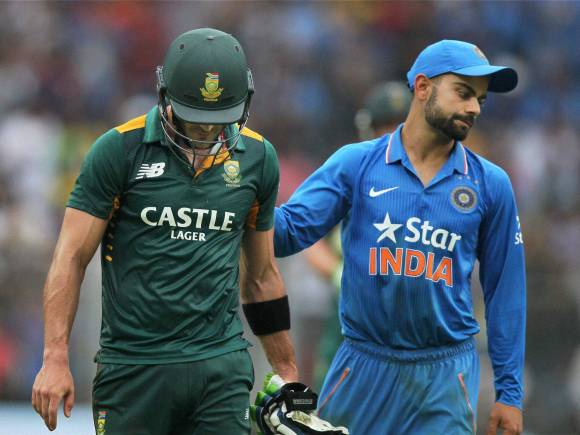AB de Villiers, Virat Kohali, South Africa series win, South Africa vs India Series, South Africa in India Series 2015, Cricket, Live Score, Live Cricket Score