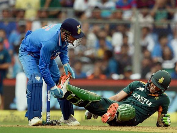 MS Dhoni, Faf du Plessis, South Africa series win, South Africa vs India Series, South Africa in India Series 2015, Cricket, Live Score, Live Cricket Score
