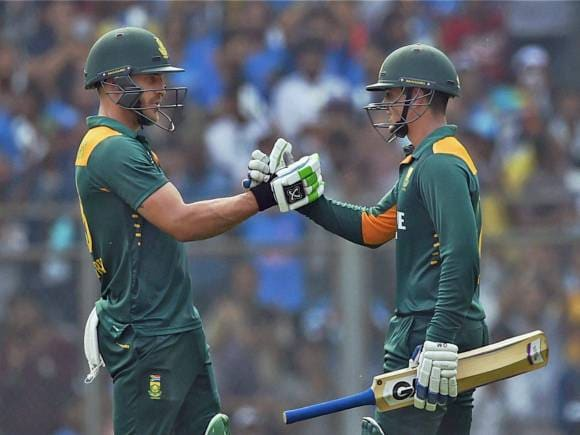 Quinton de Kock, South Africa series win, South Africa vs India Series, South Africa in India Series 2015, Cricket, Live Score, Live Cricket Score