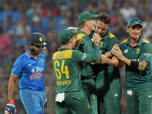 South African player, Rohit Sharma, South Africa series win, South Africa vs India Series, South Africa in India Series 2015, Cricket, Live Score, Live Cricket Score