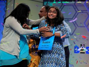 Ananya Vinay celebrates with her mother Anu Pama Poliyedathpp
