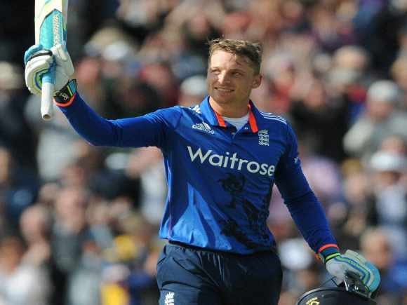 Jos Buttler, England, New Zealand