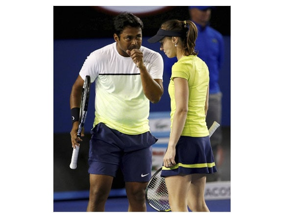 Open tennis championship, Australian Open tennis championship in Melbourne,  sports news,  sports, sports news update, Martina Hingis,  Leander Paes