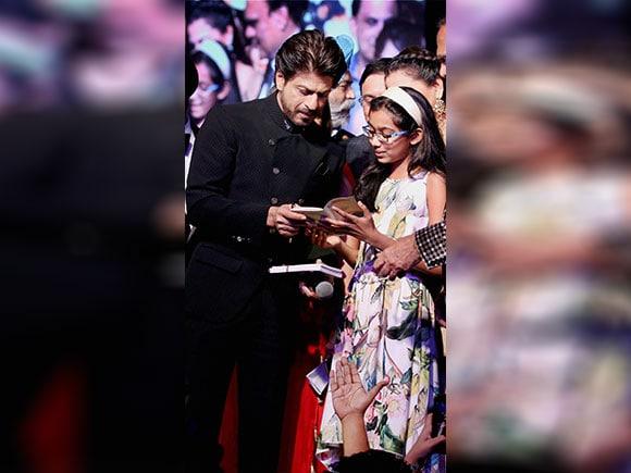 charity show, Archana Kochhar, Shah Rukh Khan, Alia Bhatt