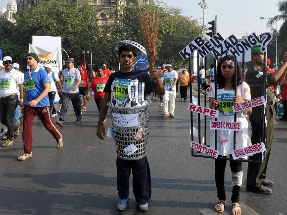 Mumbai Marathon, Standard Charted