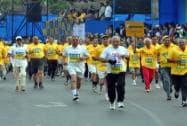 Standard Chartered Mumbai Marathon 2015