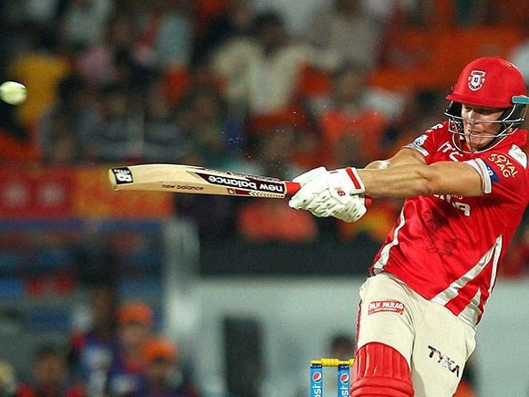 David Miller, IPL, IPL Pepsi, Sunrisers Hyderabad, Kings XI Punjab