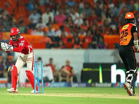 Wriddhiman Saha, Shikhar Dhawan, IPL, IPL Pepsi, Sunrisers Hyderabad, Kings XI Punjab