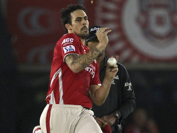 Mitchell Johnson, IPL, Pepsi IPL, Sunrisers Hyderabad, Kings XI Punjab