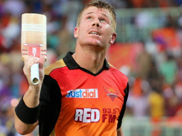 David Warner, IPL, Pepsi IPL, Kolkata Knight Rider, Sunrisers Hyderabad
