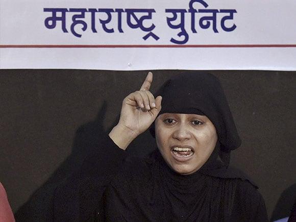 talaq, triple talaq, nikah halala, Islamic practice of Divorce, Nasira Wasim Shaikh, Bharatiya Muslim Mahila Andolan