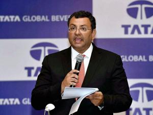 Cyrus P.Mistry, Chairman of Tata Global