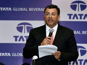 Tata group Chairman Cyrus P.Mistry addresses share holders at 53rd Annual General Meeting of Tata Global Beverages in Kolkata