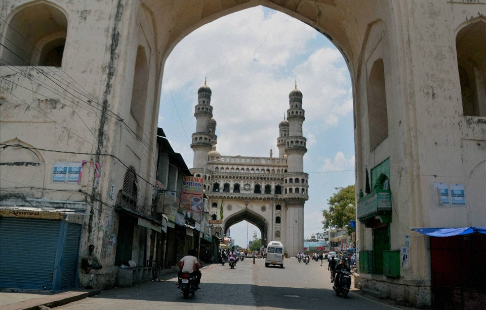 Roads, wear, deserted, old city, Hyderabad, First, Telangana, Survey