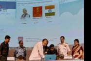The inauguration of the DGR Corporate Conclave – 2014 in Delhi