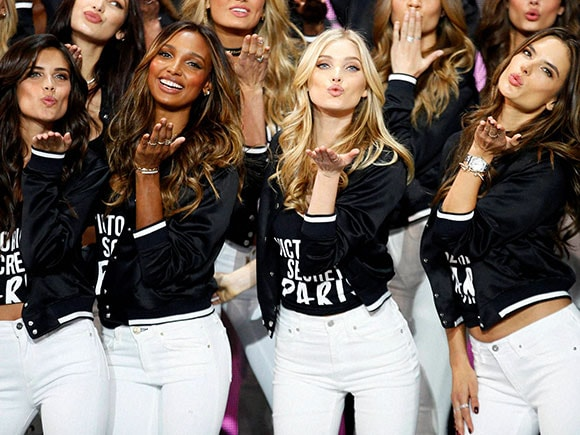 Victoria Secret, Jasmine Tookes, fashion show