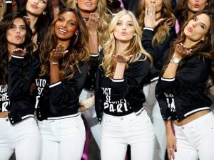 Models of the Victoria's Secret Fashion Show