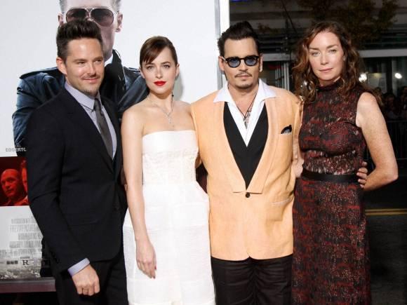 Toronto, International Film Festival, Amber Heard, Johnny Depp, Black Mass, Director Scott Cooper, Dakota Johnson, Johnny Depp, Julianne Nicholson