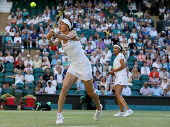 Sania Mirza, Sania, Martina Hingis, Tennis, Tennis Championship, Switzerland, London, England, Russia, Ekaterina Makarova, Elena Vesnina, Women Double Final, Wimbledon, Triple glory, India's Glory Year
