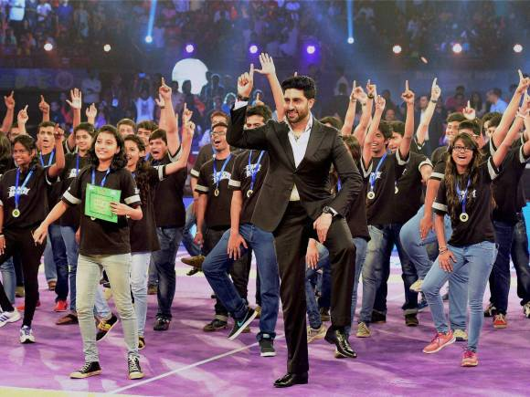 Pro Kabaddi League, Pro Kabaddi League Final, Abhishek Bachchan, Mumbai