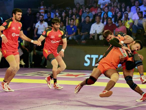 Pro Kabaddi League, Pro Kabaddi League Final, U Mumba, Bengaluru Bulls, Mumbai