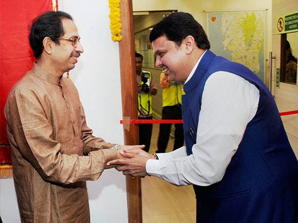 Disaster Management, Devendra Fadnavis, Uddhav Thackeray, MCGM, Shiv Sena, BJP