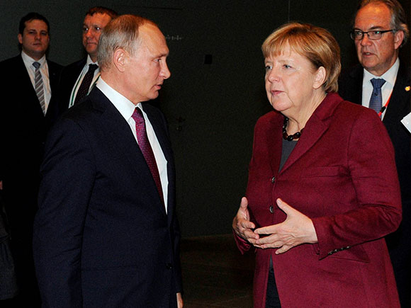 Ukraine, Vladimir Putin, Angela Merkel, Francois Hollande, leaders of Germany, Russia, France