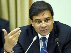 RBI Governor, Urjit Patel speaks during a presss conference announcing the RBI monetary policy