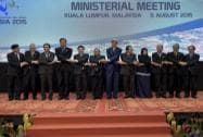 John Kerry at US-ASEAN Ministerial Meeting in Malaysia