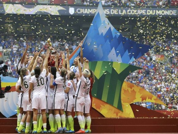 US, Japan, FIFA, World Cup, Lloyd, Carli Lloyd, Golden Ball, Golden Glove, USA, Hope Solo, Obama, Women World Cup, British Columbia, Canada