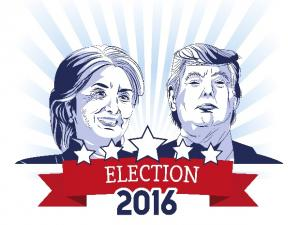 US Election: Hillary Clinton and Donald Trump in dead heat