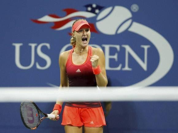 Kristina Mladenovic, France, US Open 2015, US Open semis, Sports news