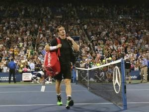 Andy Murray of the United Kingdom