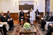 US Secretary of Defence meets Narendra Modi